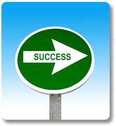 Houding – het begin van succes