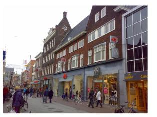 Studentenhuisvesting boven winkels, is dat dé oplossing voor leegstand?