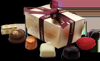 Pak je klanten in net zoals chocolade (Mobile)