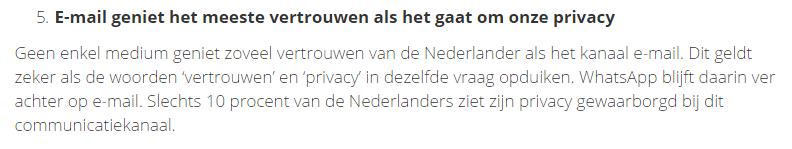 vertrouwen-van-email-in-nederland