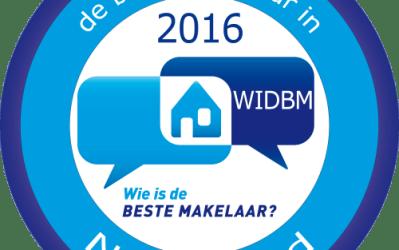 De beste makelaar van 2016 komt uit Amsterdam