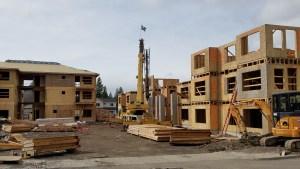 Building housing in Bend