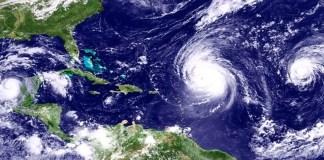 Sigue la trayecotría de huracanes