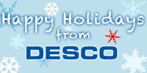 Happy Holidays from Desco