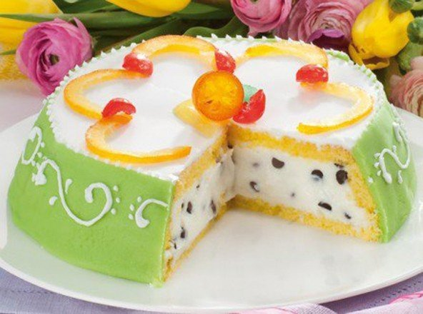 doces típicos da Sicília
