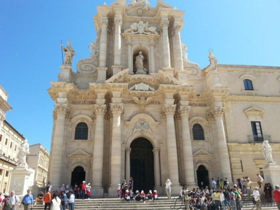 Catedral (Duomo) de Siracusa