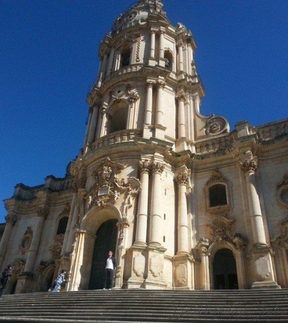 Catedral de São Jorge em Modica