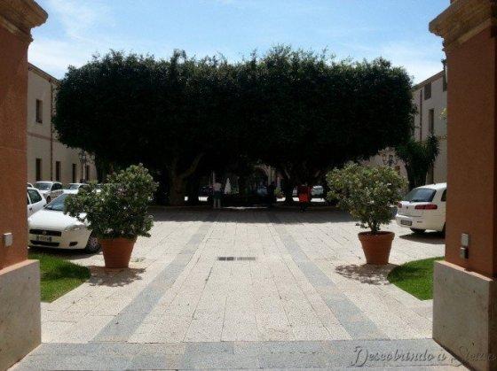 Quartiere Spagnolo, hoje sede da Prefeitura de Marsala