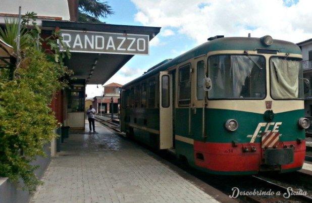Estação de Randazzo