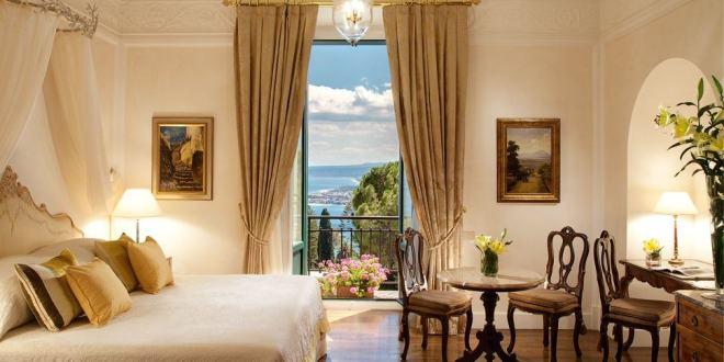hotéis em Taormina