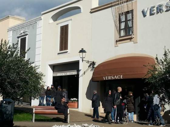 Loja da Versace