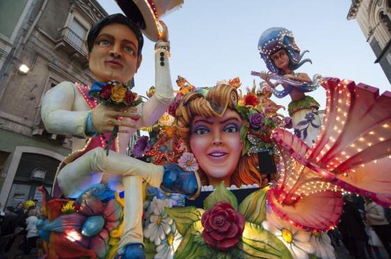 carnaval de acireale