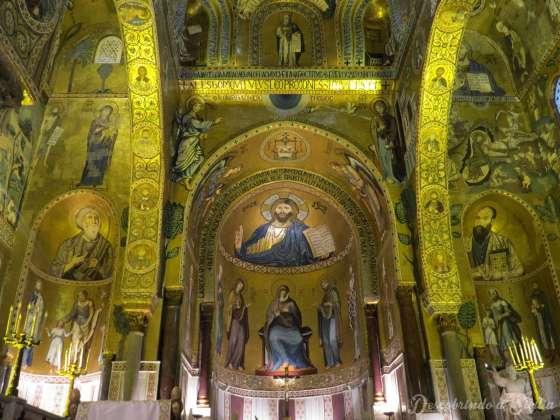 Capela Palatina, em Palermo