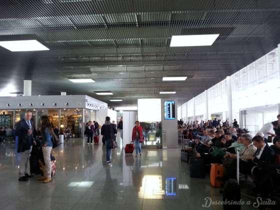 aeroporto de catânia