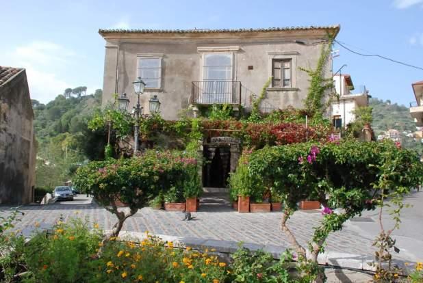 Roteiro pela Sicília - Savoca