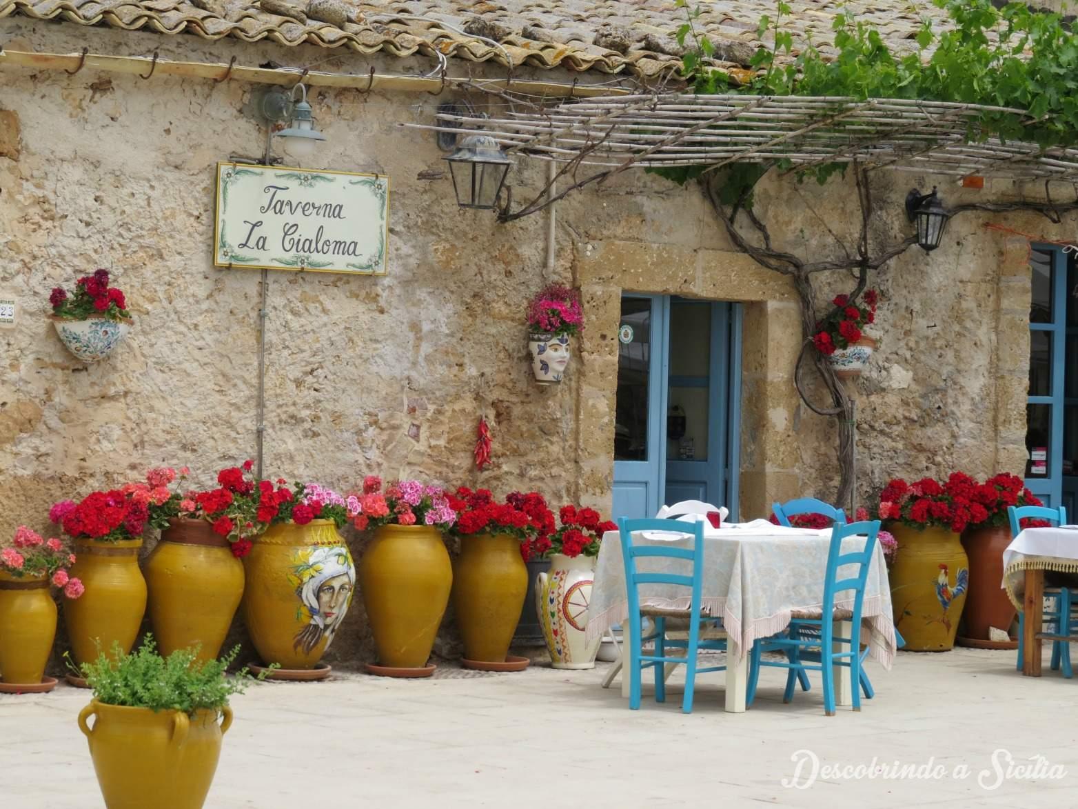Marzamemi, Sicília