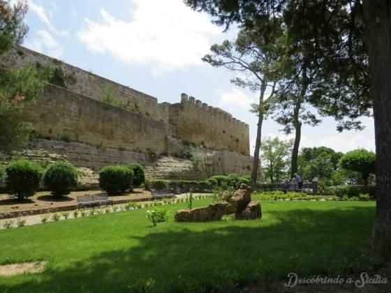 Castelo de Enna, Sicília