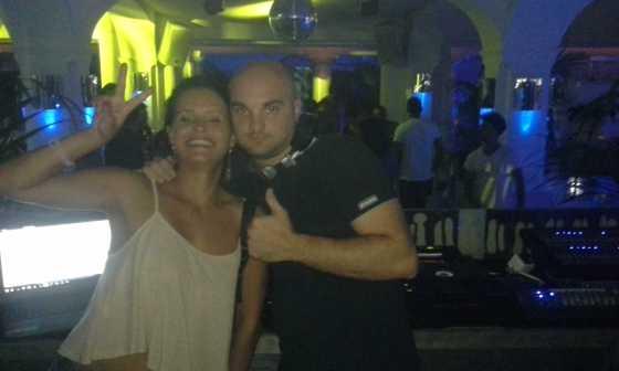 Discoteca em Taormina