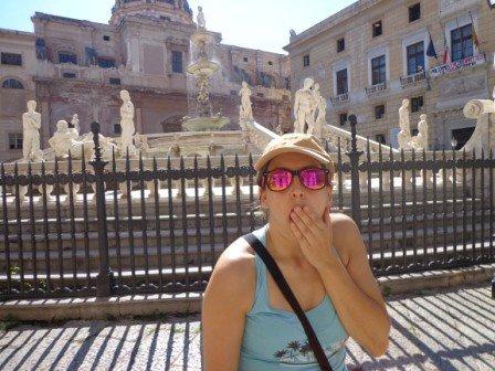 Palermo - Fontana della Vergogna