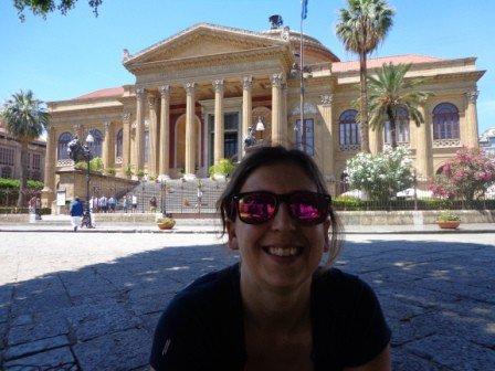 Palermo - Teatro Massimo