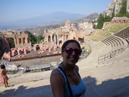 Taormina - Teatro Grego
