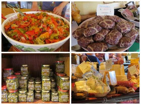 Mercado de Ortigia: Fratelli Burgio