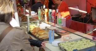 Tour de comida de rua em Palermo