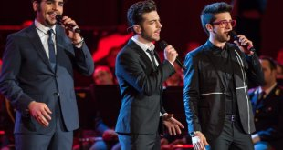 Shows do Il Volo na Itália