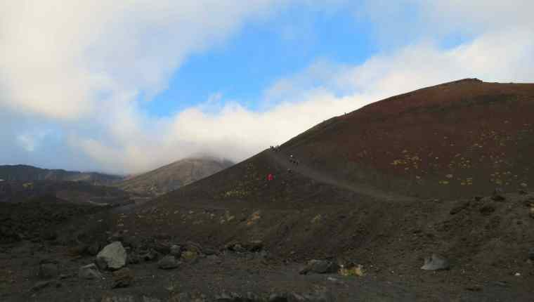 Excursão ao Vulcão Etna