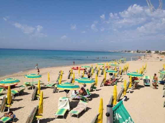 Praias da Sicília adequadas para crianças: Signorino, Marsala