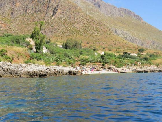 Riserva dello Zingaro - Cala Marinella