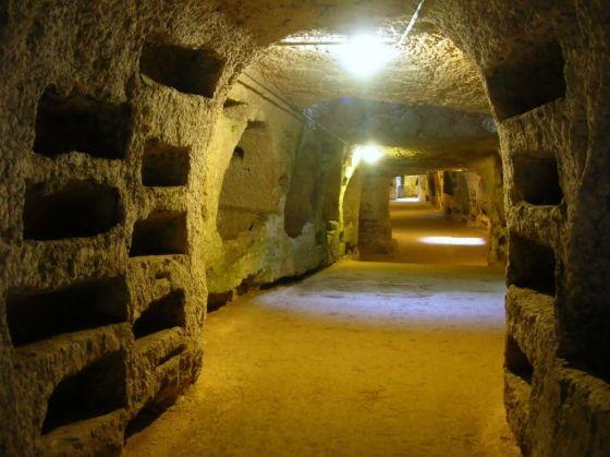 Catacumbas de Siracusa - San Giovanni - Foto: Siracusa Oggi