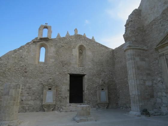 igreja de San Giovanni - Siracusa