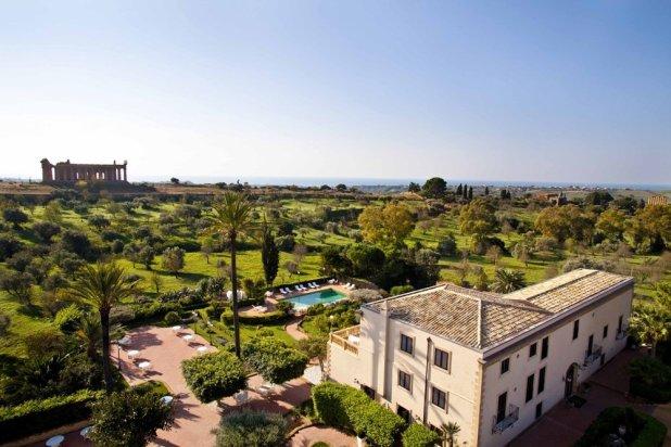 Dicas de hotéis em Agrigento: Villa Athena