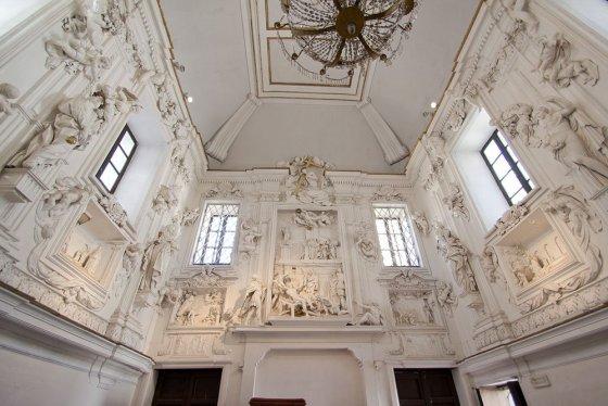 Oratórios de Palermo - San Lorenzo