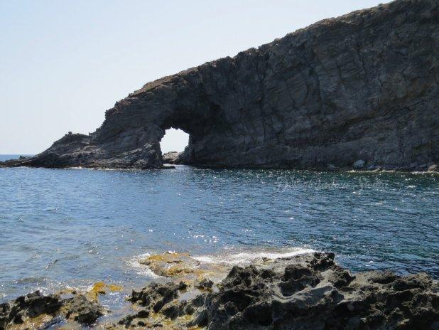 Pantelleria - Arco do Elefante