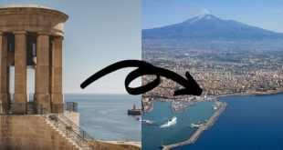 Bate e volta de Malta para a Sicília