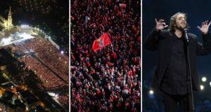 Eurovisão, Papa, Benfica