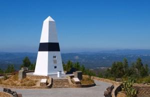 centro geodésico de Portugal