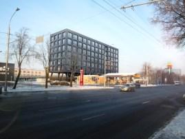 Mikrovisata Biurų pastatas, Descon projektai