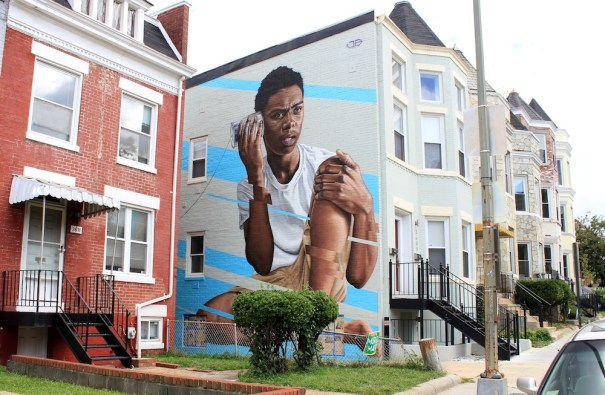 Mural 2 de james bullough