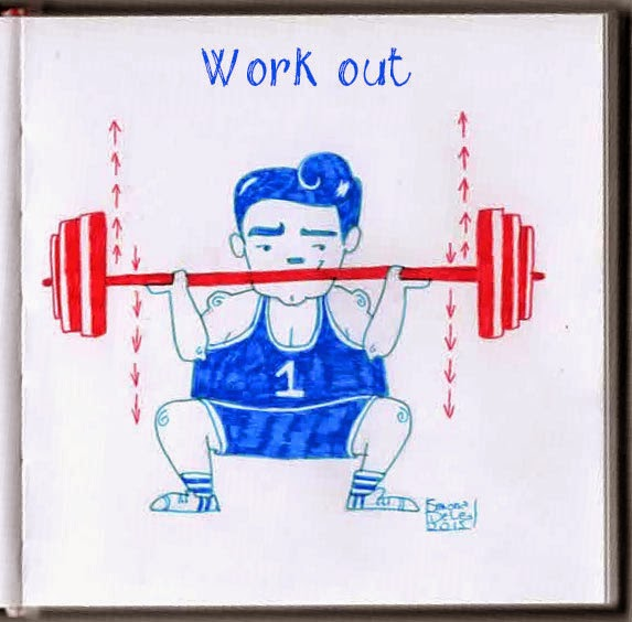 work-out