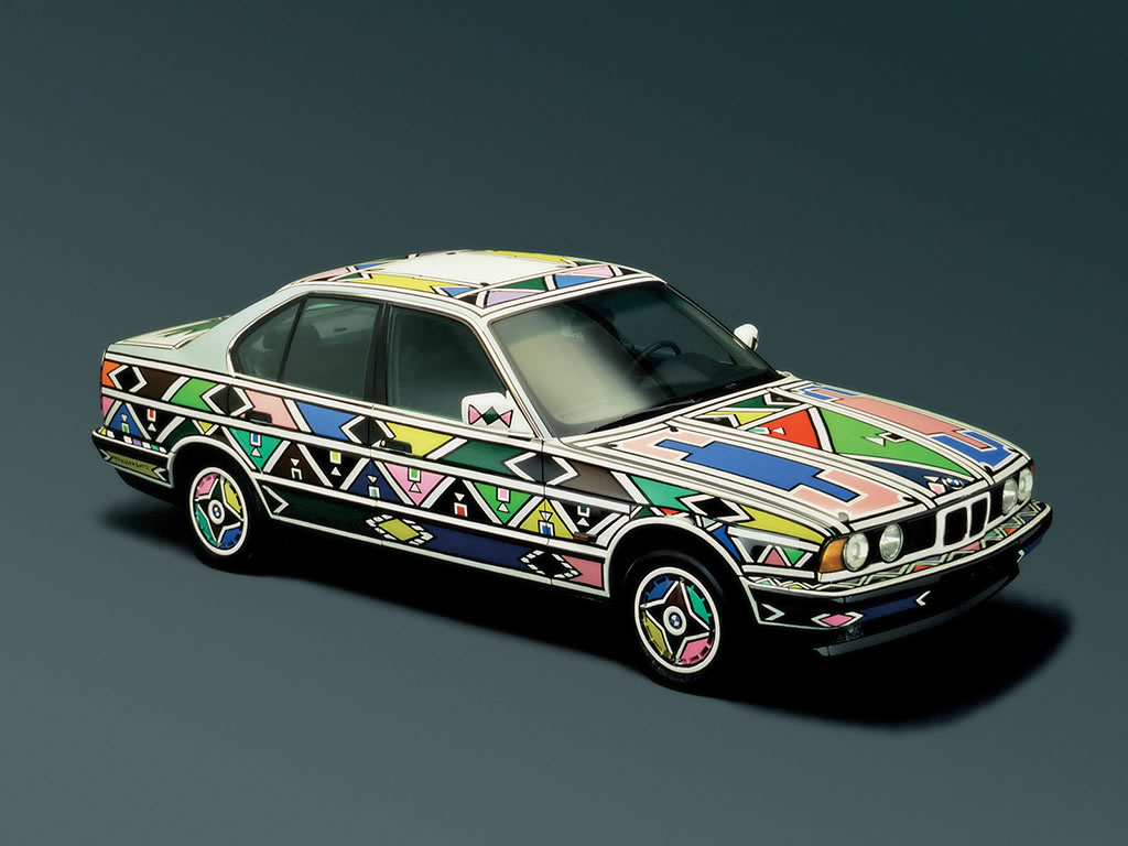 esther-mahlangu-bmw-car-5