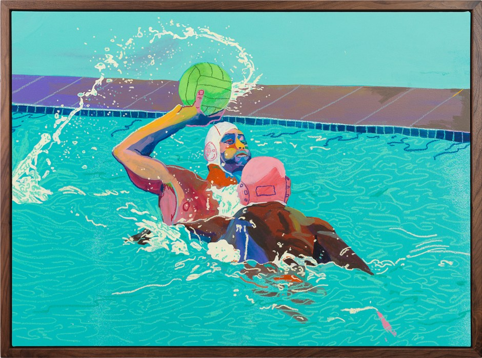 Andy Dixon - water polo