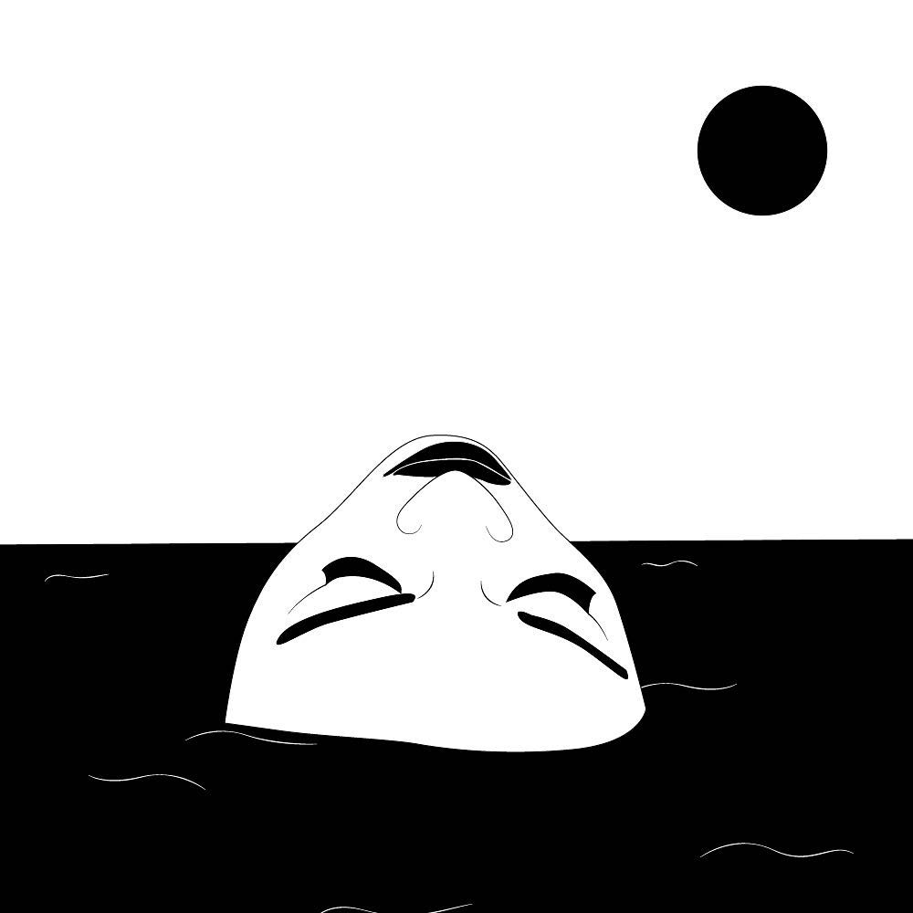 ellehell - Drowning in thoughts