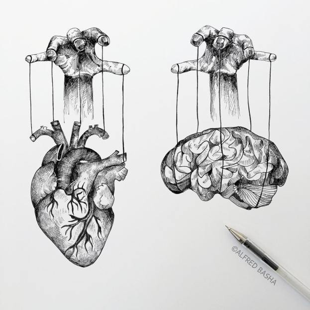 Alfred Basha - Heart Brain manipulation