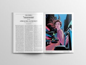 R Kikuo Johnson - Lorde - New Yorker 2