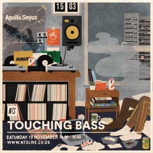 Joe Prytherch - Touching bass - NOV 2016
