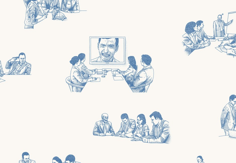 Mr Bingo - Meeting room wallpaper 3