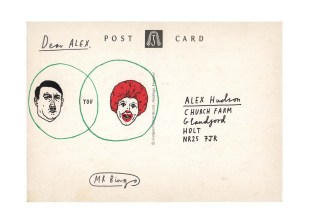 Mr Bingo - hate mail 16